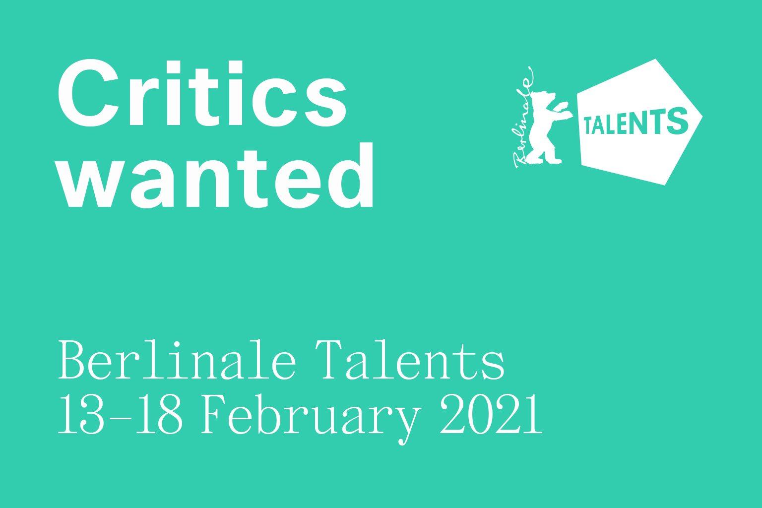 Talent Press 2021