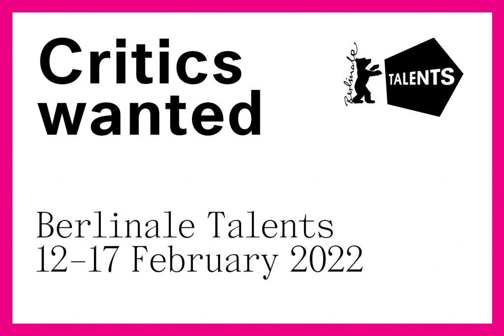 Critics Wanted